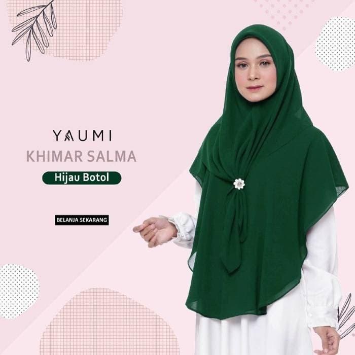 Foto Produk Hijab Khimar Yaumi Salma dari Diahshop99
