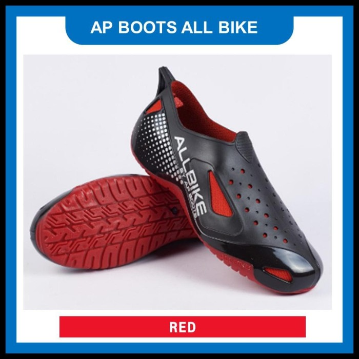 Foto Produk Sepatu Ap Boots All Bike Fantofel Hitam 977 dari Merlin Levine