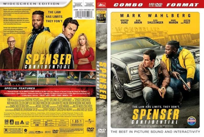 Jual New Dvd Film Action Baru Spenser Confidential Jakarta Barat Henhen Galaxy Shop Tokopedia