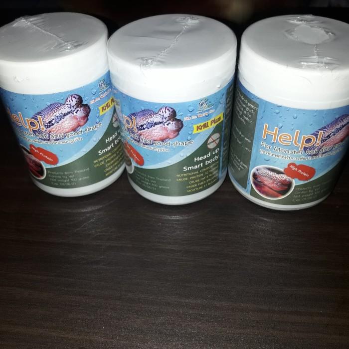 Jual Pelet Louhan Help Monster Kok Original Thailand Paket Hemat