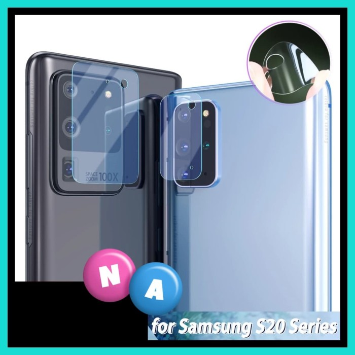 Foto Produk Tempered Glass Kamera Samsung S20 Ultra - Pelindung Kamera S20 Ultra dari Navy Acc