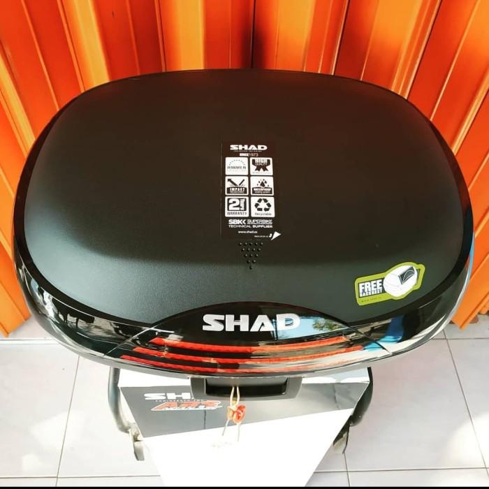 Foto Produk Box Shad SH46 free backrest dari ABS Nganjuk