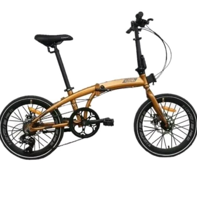 Jual Sepeda Lipat Element Ecosmo 8X Folding 20 Inch Kota