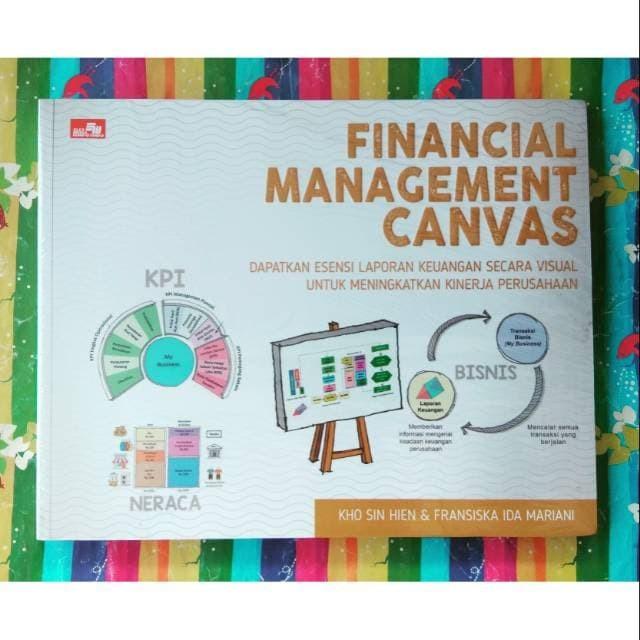 Jual Buku Best Seller Keuangan Financial Management Canvas By Kho Sin Hien Jakarta Selatan Malgid Store Tokopedia