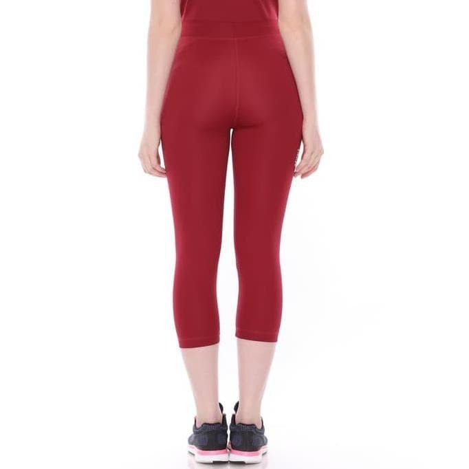 Jual Terbaik Tiento Celana Legging Wanita Leging 3 4 Pants Women Maroon Jakarta Barat Novaagustin9 Tokopedia