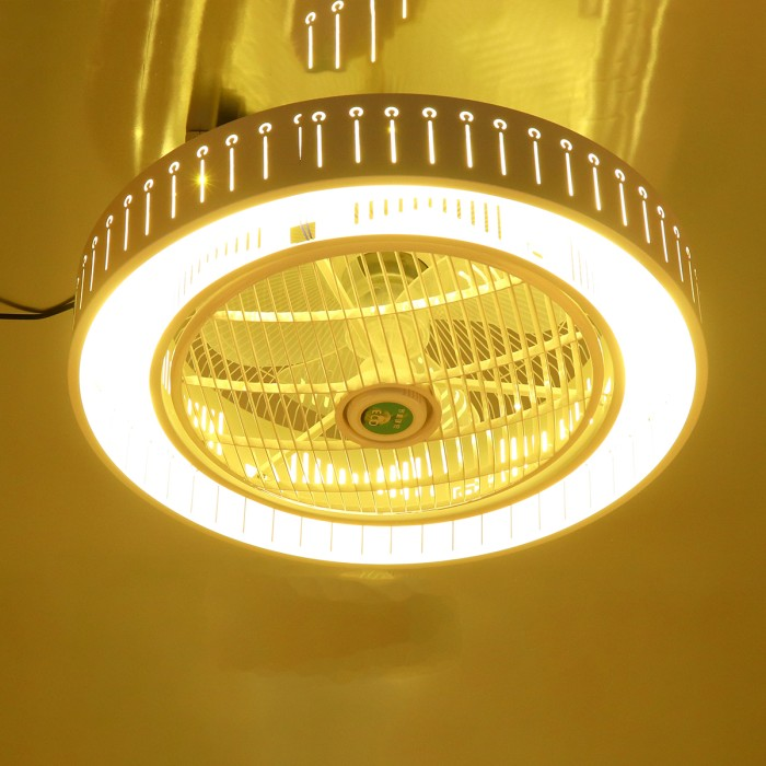 Jual Sos 21 Inch Ceiling Fan Light Chandelier Pendant Lamp Remote Kota Depok Sabani Online Shop Tokopedia