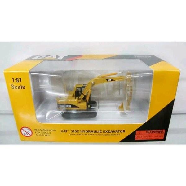 Foto Produk Caterpillar CAT 315C Diecast Miniatur Hydraulic Excavator dari jaijai