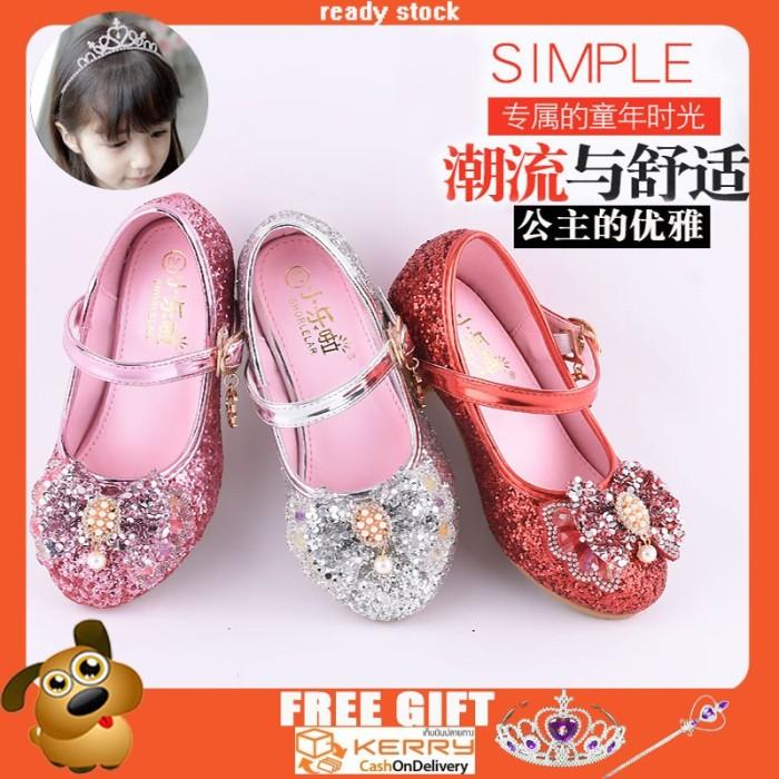 Jual Fashion New Girls Sandals Sepatu Pesta Anak Perempuan Gadis Jakarta Barat Glovy Tokopedia