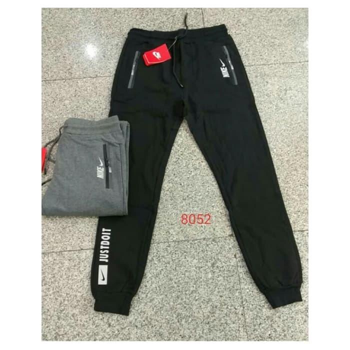 Jual Celana Panjang Jogger Nike Just Do It Logo Import Premium Quality Jakarta Barat Baju Fyuri Tokopedia