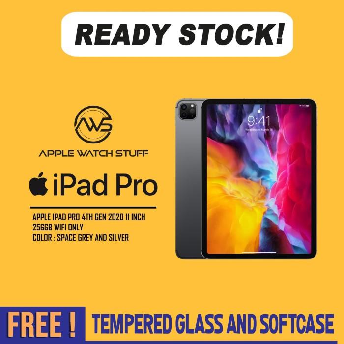 Jual Apple iPad Pro 4th Gen 2020 11 Inch 256GB Wifi Only