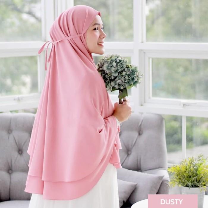 Jual Best Seller Jilbab Hijab Bergo Kerudung Instan Rubiah Pet Antem Murah Kota Bandung Tunika Hijab Tokopedia
