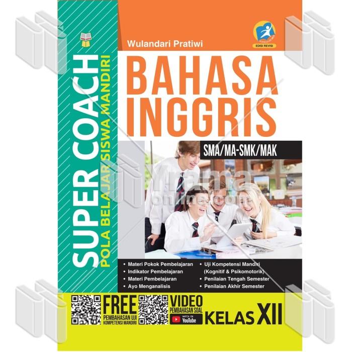Foto Produk BUKU SUPER COACH BAHASA INGGRIS SMA/MA-SMK/MAK KELAS XII dari Yrama Widya Online