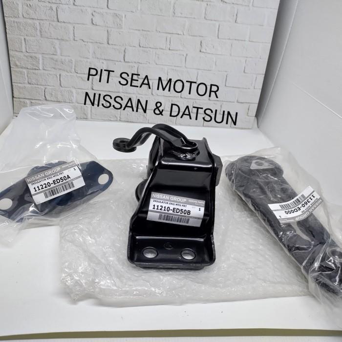 Foto Produk Engine mounting Set nissan Evalia Livina 1.5 OEM high Quality Product dari pit sea motor nissan