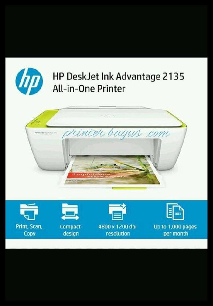 Jual Terjamin Printer All In One Hp Deskjet Ink Advantage 2135 Garansi Jakarta Selatan Aghony Jaya Abadi Tokopedia