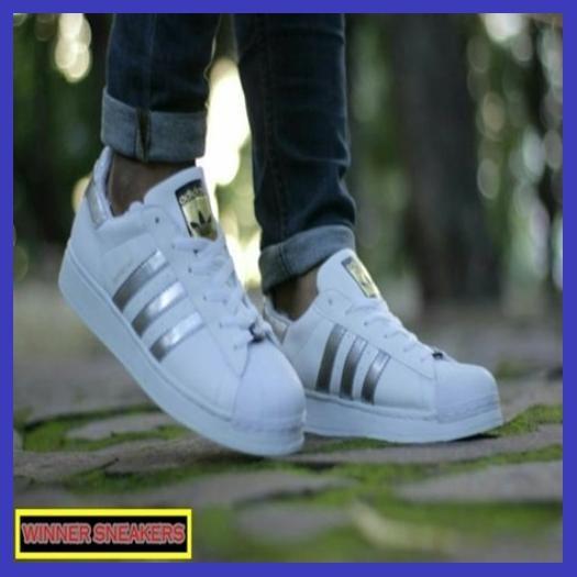 Cambiable feo Trascender  Jual Sale Adidas Superstar Premium Quality Made In Vietnam Sneakers Pria -  Jakarta Timur - Sarwoediap98 Diskon | Tokopedia