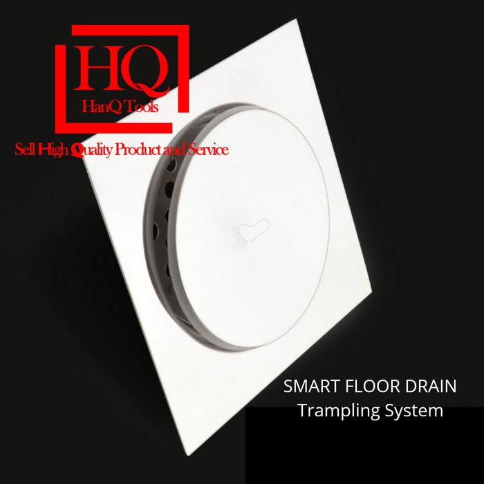 Foto Produk Floor Drain Injak Saringan Got Air toilet wc Ekonomis TERMURAH Terbaik dari HanQ Tools
