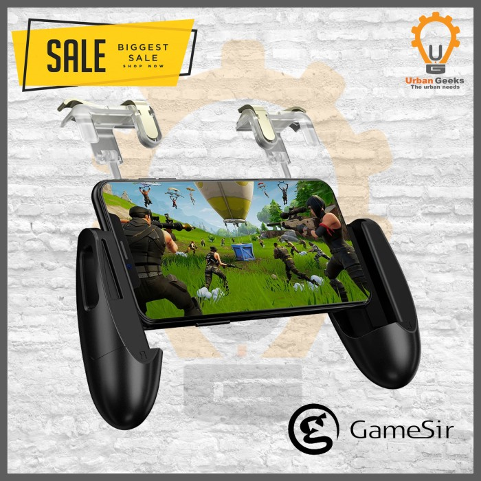 Foto Produk GameSir F2 Upgrade Version Firestick Grip PUBG Button L1 R1 L1R1 dari Urban Geeks