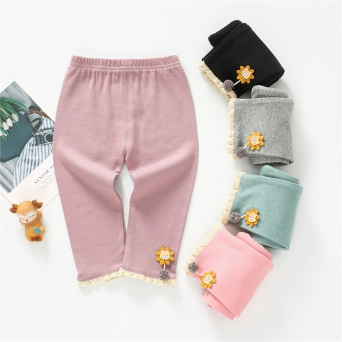 Jual Celana Legging Bayi Perempuan Baru Lahir Hiasan Kartun Pita Di Bawah Jakarta Barat Voratus Tokopedia