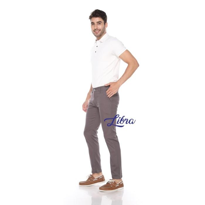 Foto Produk Celana Chino Grey Young - M dari store fashion bandung