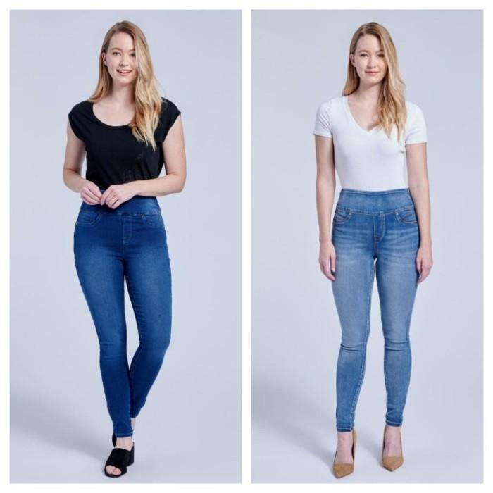 Jual Ori Seven7 Hi Rise Tummy Toner Skinny Jeans High Waist Jegging Jakarta Utara Vw Shop Tokopedia