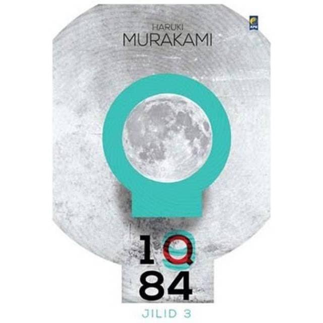 Foto Produk Buku 1Q84 Jilid 3 By Haruki Murakami dari Showroom Books