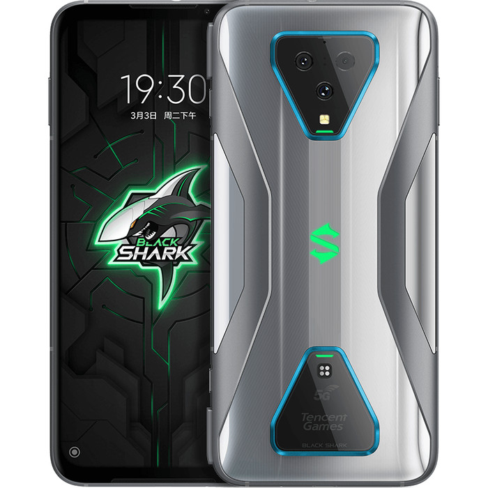 Jual Black Shark 3 PRO 12GB RAM / 512GB ROM 5G Snapdragon 865 - Kota Bekasi  - ALIZA CORNER | Tokopedia