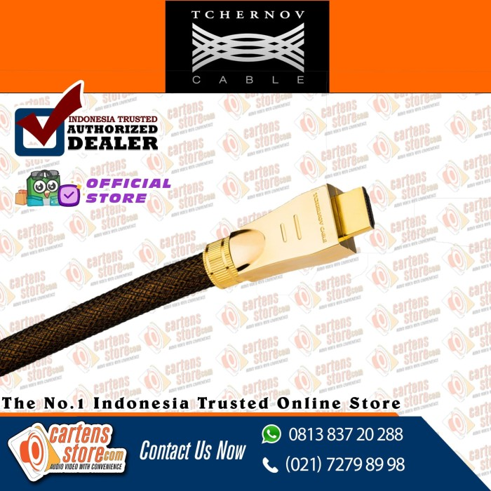 Foto Produk Tchernov Reference HDMI Cable By Cartens-Store.com dari Cartens Store