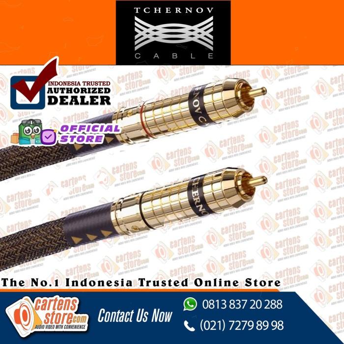 Foto Produk Tchernov Reference MKII RCA Cable By Cartens-Store.com dari Cartens Store