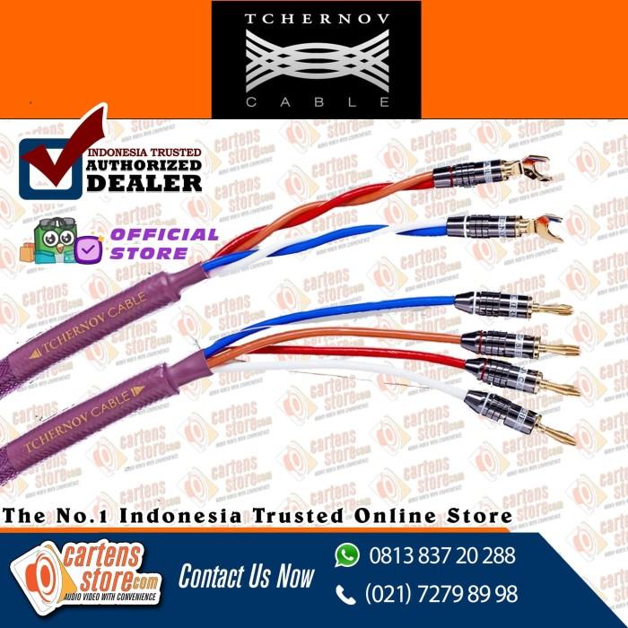 Foto Produk Tchernov Classic BI-WIRE MKII Speaker Cable By Cartens-Store.com dari Cartens Store