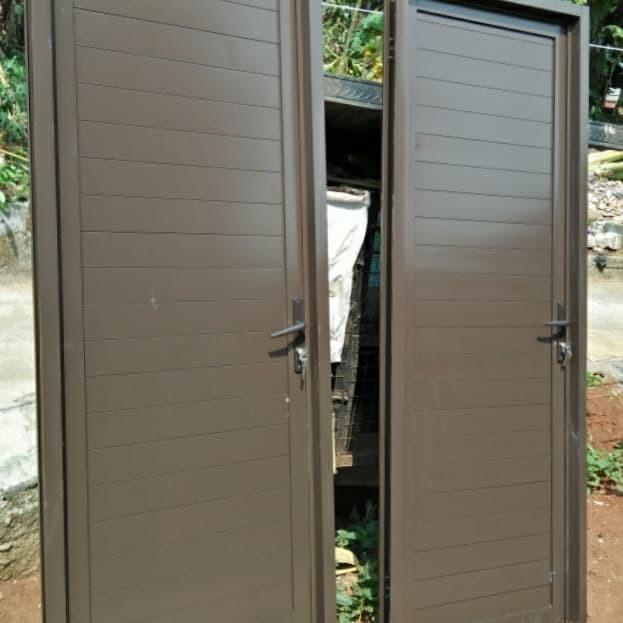 Jual kusen pintu aluminium kamar mandi(wc) - Kab ...