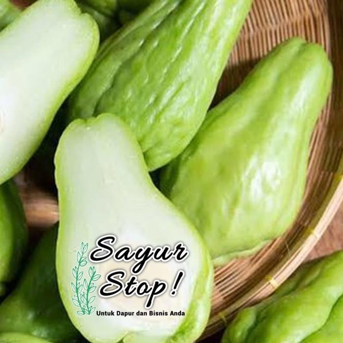 Foto Produk Labu Siam Besar 1 Buah (Sayur Stop!) dari Sayur Stop
