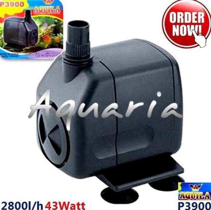 Jual Jual AQUILA P-3900 Pompa Air Aquarium Submersible ...