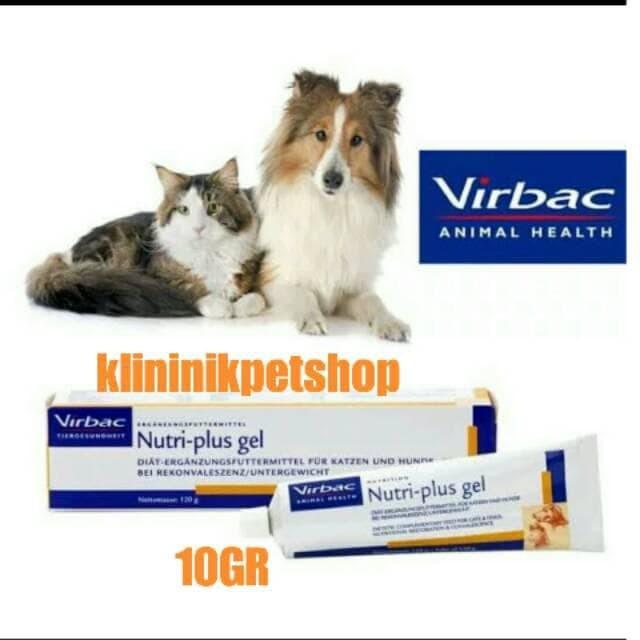 Jual Terlaris Nutri Plus Gel 10gram Repack Vitamin Kucing Vitamin Anjing Kota Bekasi Mr Gimbal Shopp Tokopedia