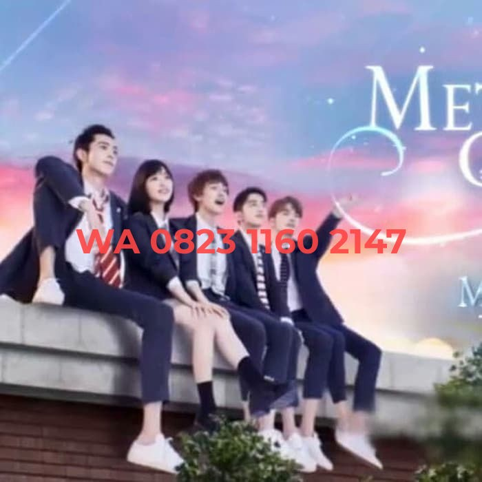 Jual Dvd Drama China Meteor Garden 2018 Kota Medan Rajafilmanime Tokopedia