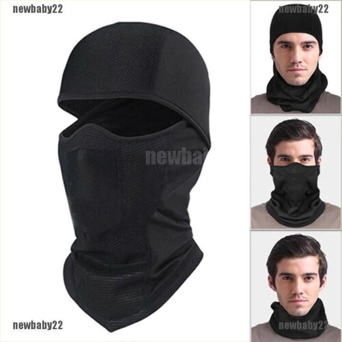 Foto Produk NB Masker Balaclava Pelindung Wajah Anti Angin UV untuk Cuaca Dingin dari Tokoe Udin