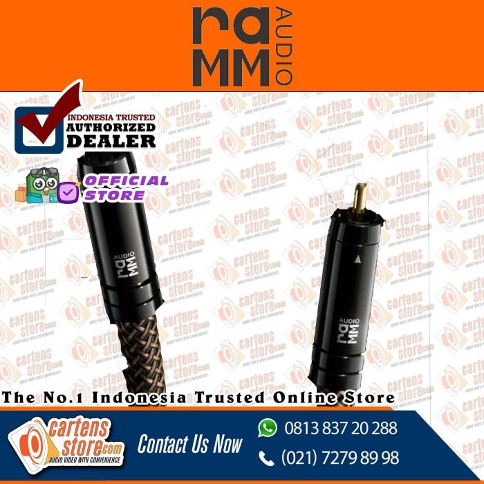 Foto Produk RAMM Audio AIR9 PLUS LG/SR RCA Cable By Cartens-Store.com dari Cartens Store
