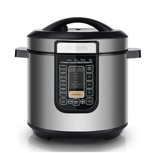 Foto Produk Philips All-in-One Electric Pressure Cooker HD2137/30 HD2137 HD 2137 dari Obor-Baru