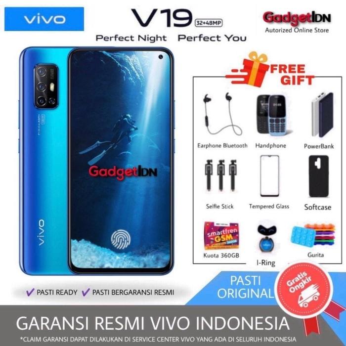 Jual Unik Vivo V19 8gb 128gb Garansi Resmi Diskon Jakarta Barat Delima126 Store Tokopedia