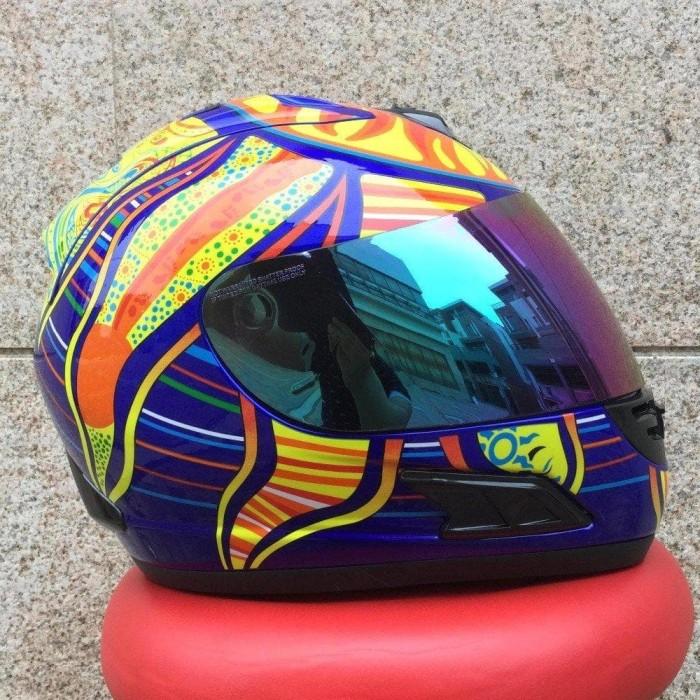 Jual Promo Vxxentino Rossi Agv Helmet Replika Full Face Dot Murah Jakarta Selatan Wasis Galeri570 Tokopedia