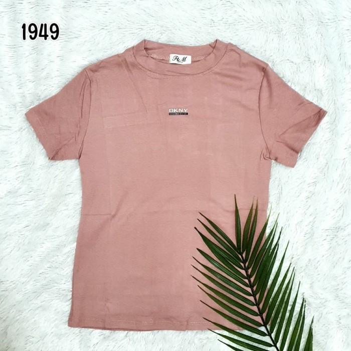 Foto Produk [ethnes] 1949 Pink Tee IMPORT bahan Kaos Halus - 43 dari ethne's