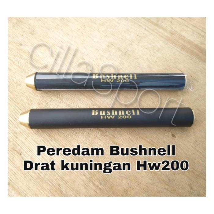 Foto Produk Peredam Bushnell HW 200 Drat Kuningan dari cillaSport