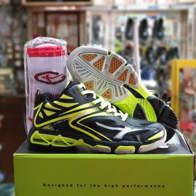 Jual Sepatu Volly Mitzuda Light Star X5 Kab Pringsewu Tirta