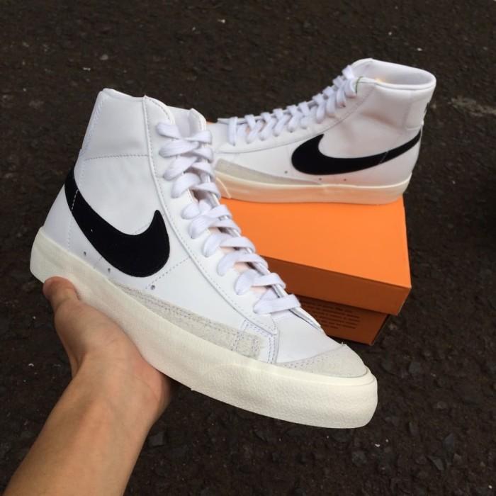 Jual Nike Blazer Mid 77 VNTG White