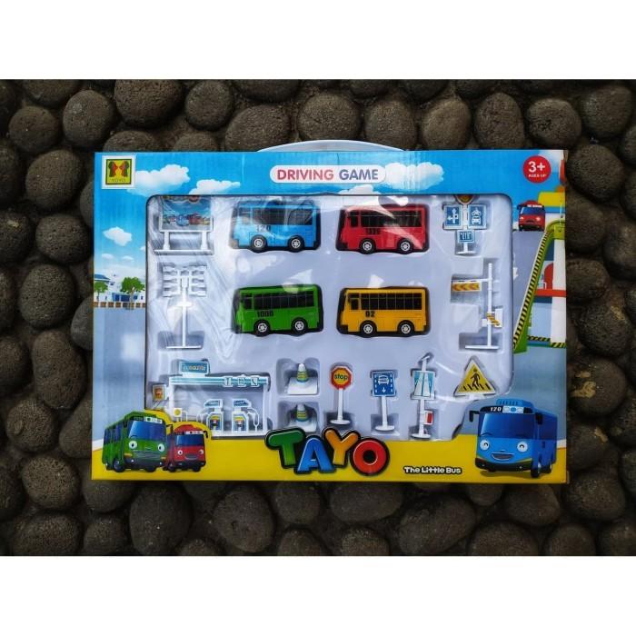 Jual Tayo Driving Game Mainan Lalu Lintas Bus Tayo 333 003 Kota Surakarta Goodie Good Shop Tokopedia