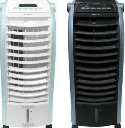 Foto Produk New Sale Air Cooler Sharp A-36Ty Hitam/Putih (Khusus Gojek/Gosend) dari Store_auroraridha