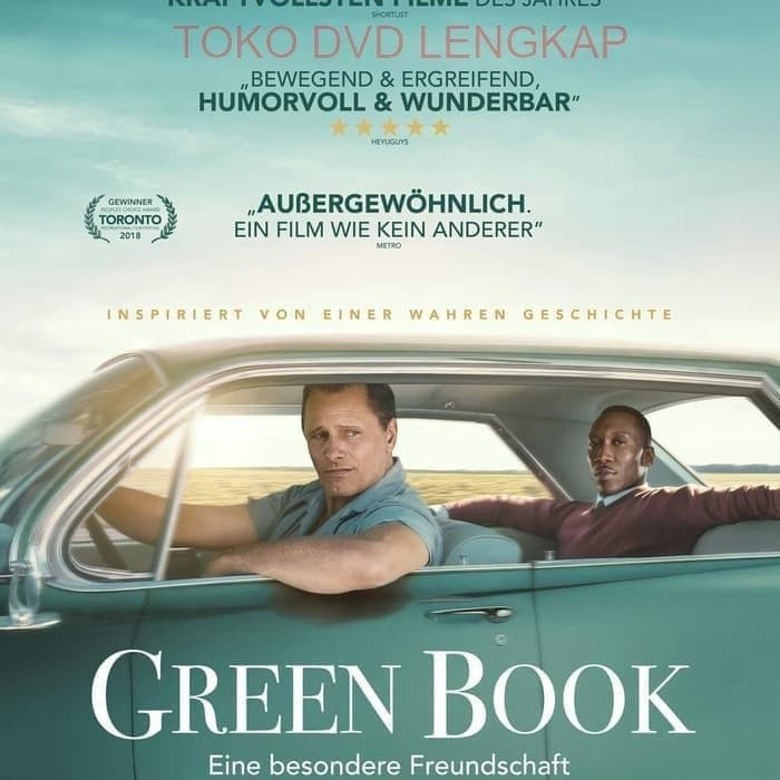 Jual Film Dvd Green Book 2018 Kota Bandung Victory Toserba Tokopedia