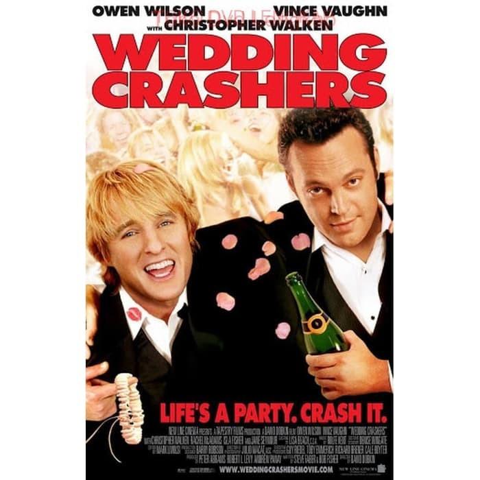 Jual Film Dvd Wedding Crashers 2005 Kota Bandung Victory Toserba Tokopedia