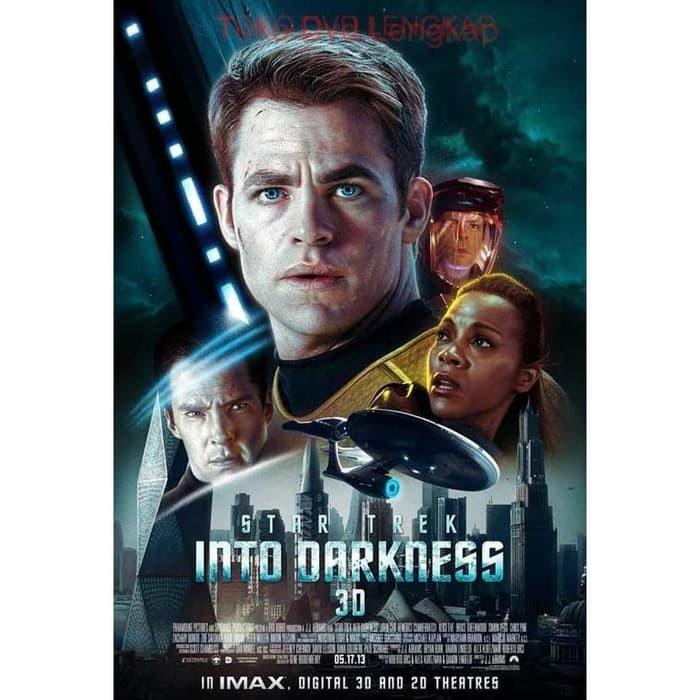Jual Film Dvd Star Trek Into Darkness 2013 Kota Bandung Victory Toserba Tokopedia