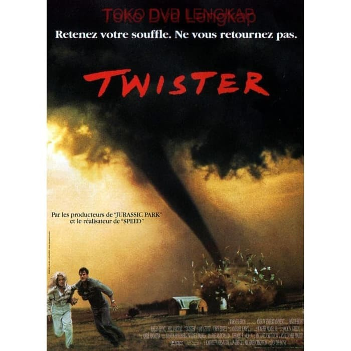 Jual Film Dvd Twister 1996 Kota Bandung Victory Toserba Tokopedia
