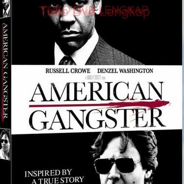 Jual Film Dvd American Gangster 2007 Kota Bandung Victory Toserba Tokopedia